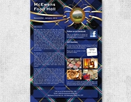 McEwens Food Hall Newsletter